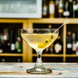 Dry martini – En sann klassiker