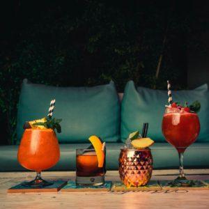 Klassiska drinkar till sommaren