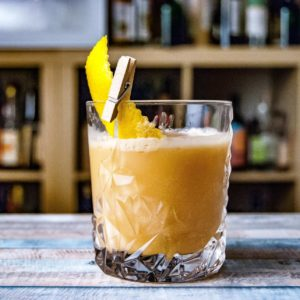 Whisky Sour - recept
